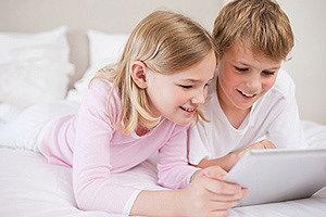 Комп'ютер та діти