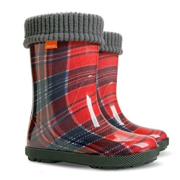 Гумові чоботи Демар Havai Lux Print модель 0049 AD купити в Україні ... 01d3ca25caff3