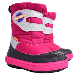 Зимние сапоги Demar Baby sports rozowy 1506 A